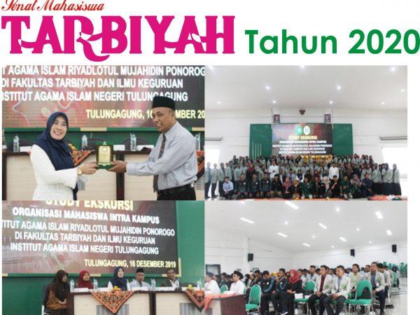 STUDY EKSKURSI SENAT MAHASISWA FAKULTAS TARBIYAH Tahun 2019-2020