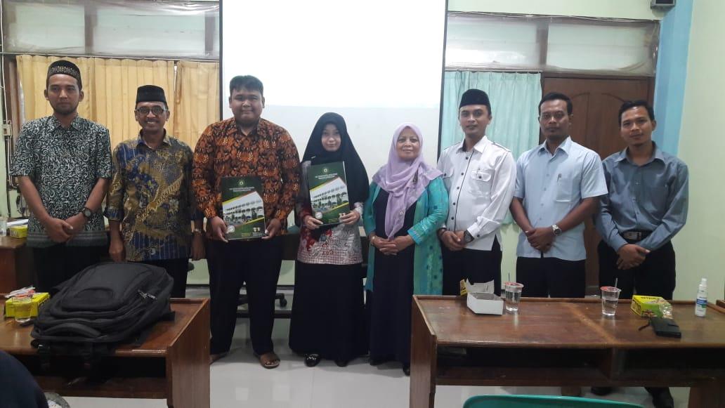 Pengumuman Hasil Seleksi Penerimaan Dosen Institut Agama Islam Riyadlatul Mujahidin Ngabar Ponorogo